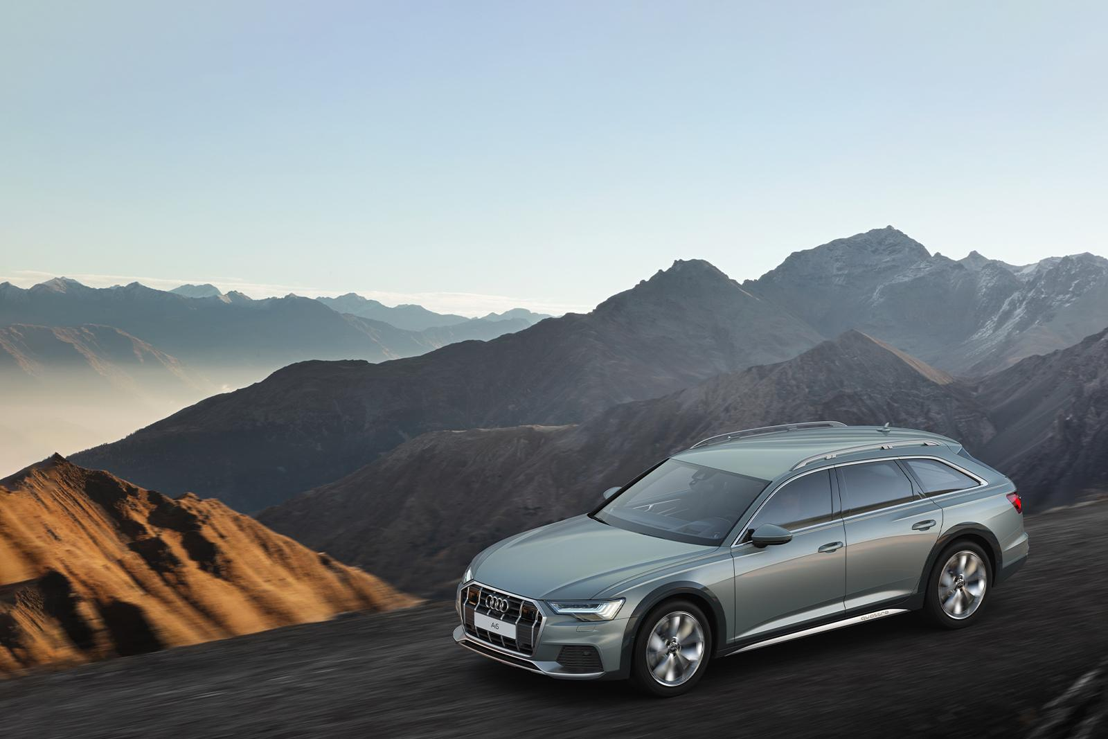 Financování vozu s Audi Financial Services